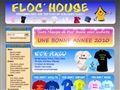 FLOC'HOUSE - Personnalisez vos vêtements en quelques clics !