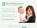 Nounou, Nourrice : trouvez la meilleure nounou pour vos enfants