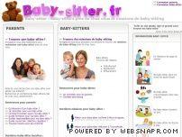Baby-Sitter.fr : baby-sitter et mission baby-sitting