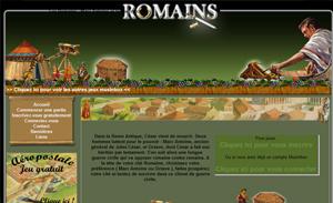 Les Romains :: Marc Antoine et la guerre civile