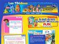 Les tibidous : site pour enfants pour apprendre et s'amuser