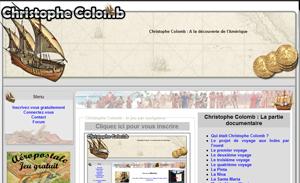 Christophe Colomb :: A la découverte de l'Amérique