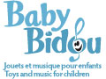 Baby Bidou - Jouets et musique pour enfants