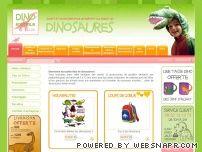 Dino-boutique, cadeaux et jeux pour les enfants